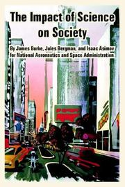 Cover of: Impact of Science on Society