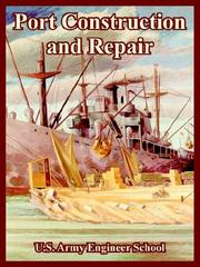 Cover of: Port Construction And Repair