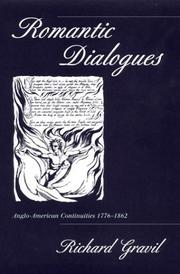 Cover of: Romantic dialogues