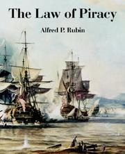 Cover of: Law of Piracy, The