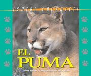 Cover of: Gatos Salvajes (Wild Cats of North America) - El Puma (The Cougar) (Gatos Salvajes (Wild Cats of North America))