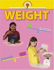 Cover of: How Do We Measure? - Weight (How Do We Measure?)