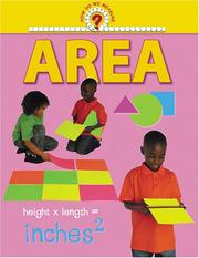 Cover of: How Do We Measure? - Area (How Do We Measure?)