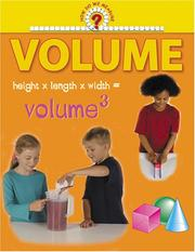 Cover of: How Do We Measure? - Volume (How Do We Measure?)