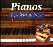 Cover of: Pianos
