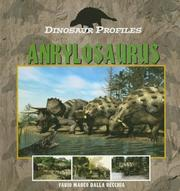 Cover of: Anklyosaurus (Dinosaur Profiles)