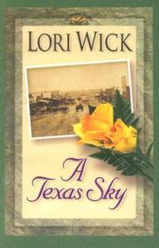 Cover of: A Texas Sky
