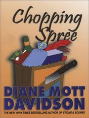 Cover of: Chopping Spree  (Goldy Bear Culinary Mystery #11)