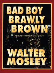 Cover of: Bad Boy Brawly Brown