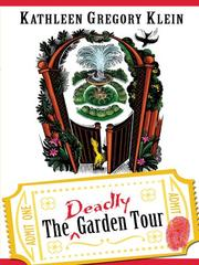 Cover of: The Deadly Garden Tour