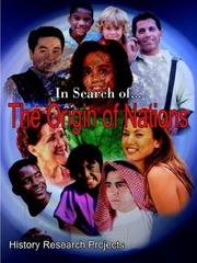 Cover of: In Search of... The Origin of Nations