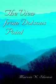 Cover of: The View From Dotsons Point
