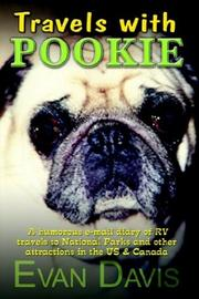 Cover of: Travels with Pookie | Evan Davis