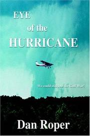 Cover of: Eye of the Hurricane