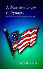 Cover of: A Marine's Lapse in Synapse