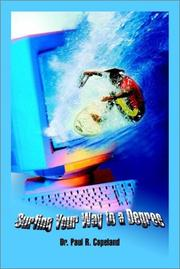 Cover of: Surfing Your Way to a Degree