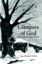 Cover of: Glimpses of God