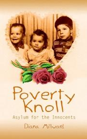 Cover of: Poverty Knoll -- Asylum for the Innocents