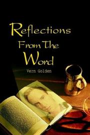 Reflections From The Word