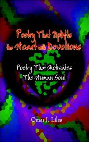 Cover of: Poetry That Uplifts the Heart with Devotions
