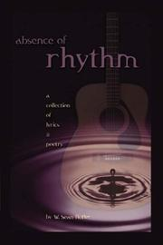Cover of: Absence of Rythym