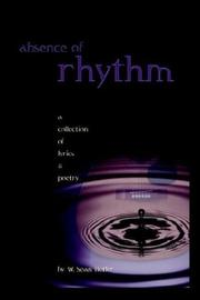 Cover of: Absence of Rhythm
