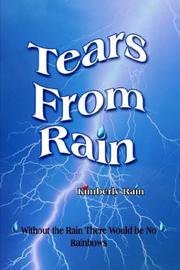 Cover of: Tears From Rain