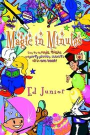 Cover of: Magic in Minutes