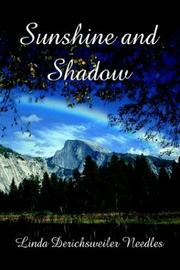 Cover of: Sunshine and Shadow