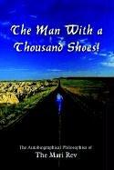 Cover of: First Edition The Man with a Thousand Shoes!