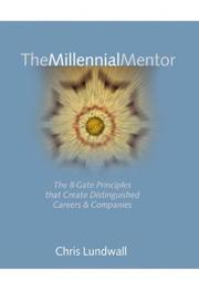 Cover of: The Millennial Mentor