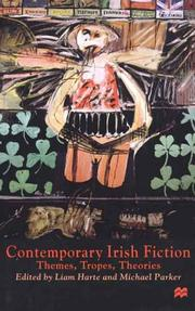 Cover of: Contemporary Irish fiction |