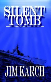 Cover of: SILENT TOMB