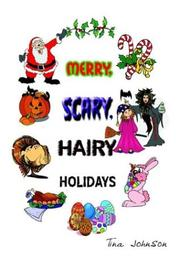 Cover of: Merry, Scary, Hairy Holidays