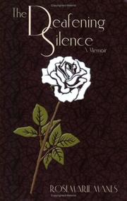 Cover of: The Deafening Silence