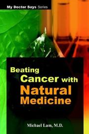 Cover of: Beating Cancer with Natural Medicine