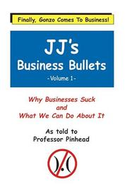 Cover of: JJ's Business Bullets
