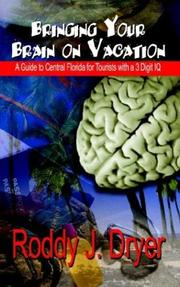 Cover of: Bringing Your Brain on Vacation