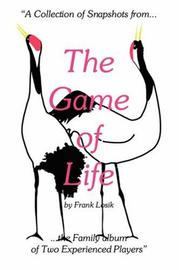 Cover of: The Game of Life