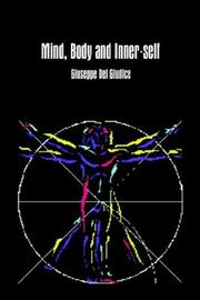 Cover of: Mind, Body and Inner-self | Giuseppe del Giudice
