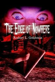 Cover of: The Edge of Nowhere