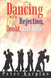 Cover of: Dancing With Fear, Rejection, Doubt, and Hope