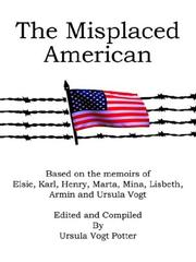 Cover of: The Misplaced American