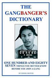 Cover of: The Gangbanger's Dictionary