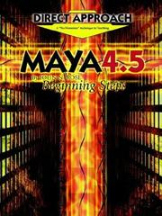 Cover of: Direct Approach Maya 4.5