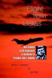 Cover of: Flight from Dallas | James P. Johnston