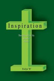 Cover of: Inspiration