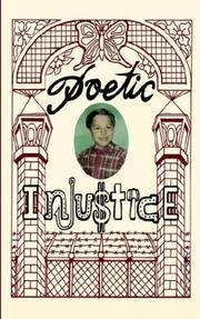 Cover of: Poetic Injustice