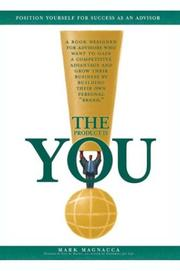 Cover of: The Product Is You!