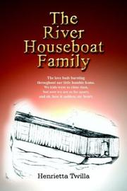 Cover of: The River Houseboat Family